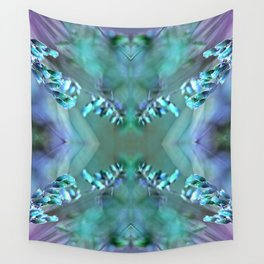 Mint Spangles no2A Wall Tapestry