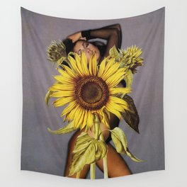 Sunflower Wall Tapestry