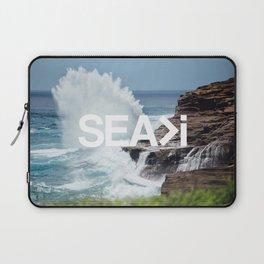 SEA>i | HEAVEN'S POINT Laptop Sleeve