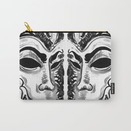 Dream of the Mask Carry-All Pouch