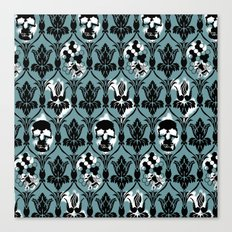 Sherlock Pattern  Canvas Print