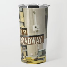 Standing at the Crossroads Travel Mug