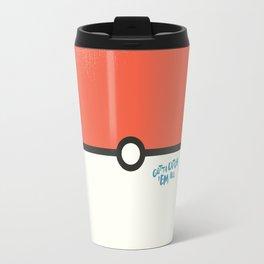 Pokemonz Travel Mug