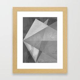 Grigio Framed Art Print