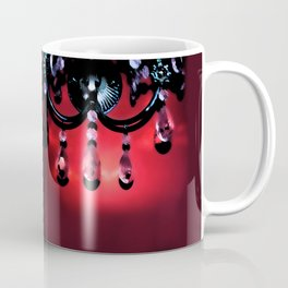 Red Crystals Coffee Mug