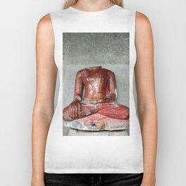 headless Buddha Biker Tank