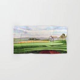 Royal Dornoch Golf Course 18th Hole Hand & Bath Towel