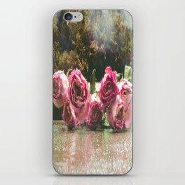 Rose Water iPhone Skin