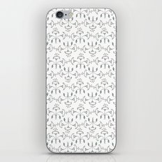 Flowers Pattern I iPhone & iPod Skin