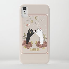 Cancer Zodiac Series iPhone Case
