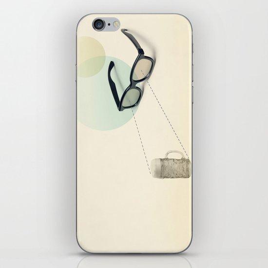 beer goggles iPhone & iPod Skin