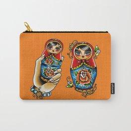 Matryoshkas Flash Carry-All Pouch