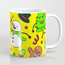 Funny Christmas Elements Coffee Mug