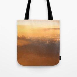 Cloud Mountains • V03 Tote Bag