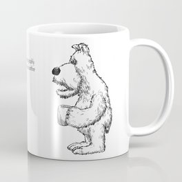 More coffee bear Coffee Mug