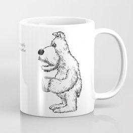 More coffee bear Coffee Mug