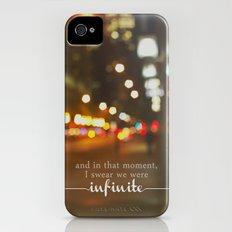 perks of being a wallflower - we were infinite iPhone (4, 4s) Slim Case
