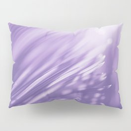 Ultra Violet Palm Tree Pattern| Trendy color of year 2018 Pillow Sham