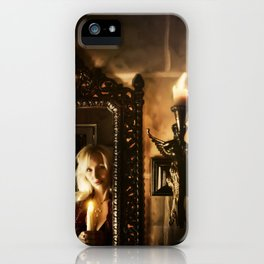 """VAMPLIFIED """"Know Thyself"""" iPhone Case"""