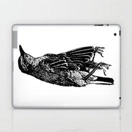 Dead Lark Bird Laptop & iPad Skin