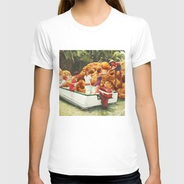 Fried chicken drive-thru T-shirt