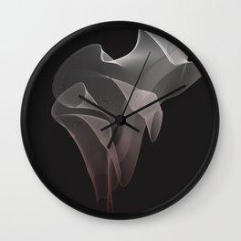 Burning Ember Wall Clock
