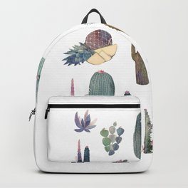 My best Cactus and Pineapples!!!! Backpack
