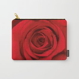 Lovely Red Rose Carry-All Pouch