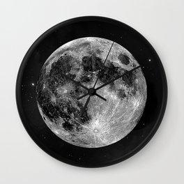 La Lune, Moon Wall Clock