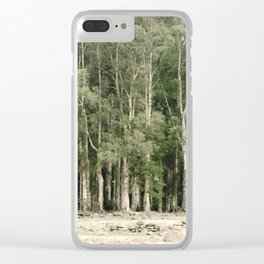 PHOTOGRAPHY / TREES 01 Clear iPhone Case