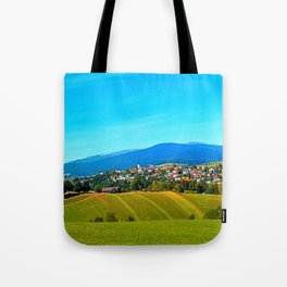 Unsettled geography Tote Bag