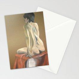 Femme Nue Stationery Cards