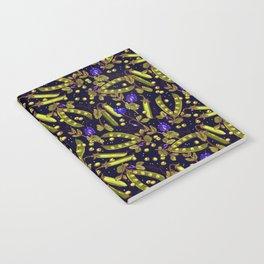 Pea garden Notebook