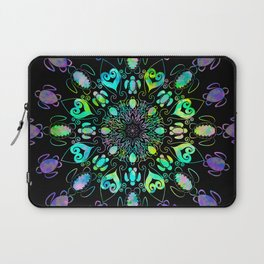 Turtles All The Way Down Laptop Sleeve
