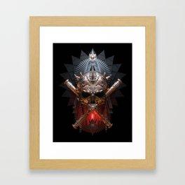 Sith / V1 Framed Art Print