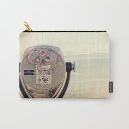 Ocean Through the Viewfinder Carry-All Pouch
