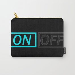 Light On Off Carry-All Pouch