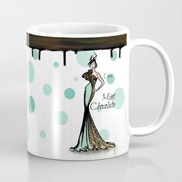 Mint Chocolate Coffee Mug