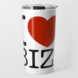 I love Ibiza Travel Mug