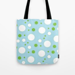Blueberry Fizz Tote Bag