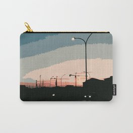 Sky Above Padova Carry-All Pouch