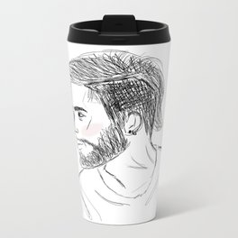 Scribble Zayn Travel Mug