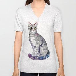 Kitty II Unisex V-Neck