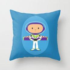 Space Ranger Throw Pillow
