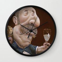 Leopold Floreffe Wall Clock