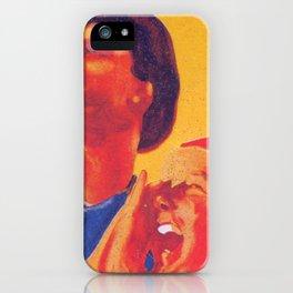 We are the future - Soviet union propaganda poster  iPhone Case