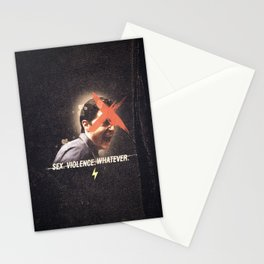 Black Mirror | Dale Cooper Collage Stationery Cards