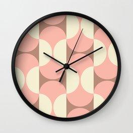 Capsule Alpaca Wall Clock
