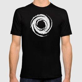 Apostate Symbol-White-Chaotic T-shirt