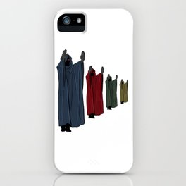 Hail to the Chief iPhone Case